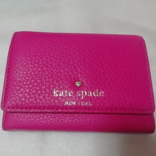 kate spade new york - ケイトスペード パス&コインケース