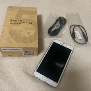 Galaxy - docomo GALAXY S5