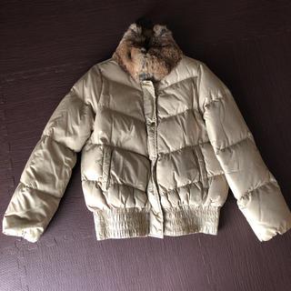 ダブルスタンダードクロージング(DOUBLE STANDARD CLOTHING)のダウンコート ダウンジャケット(ダウンジャケット)