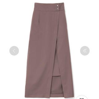 GRL - 【未使用に近い】ラップ風スリットタイトスカート