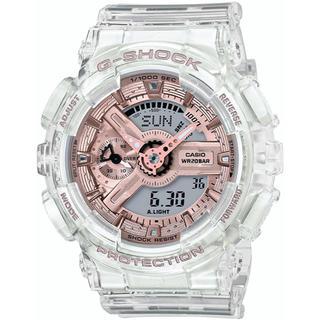 ジーショック(G-SHOCK)のカシオ G-SHOCK 耐磁性能 ミッドサイズモデル 腕時計 スケルトン(腕時計(アナログ))