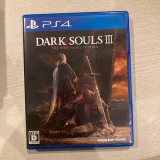 PlayStation4 - DARK SOULS III THE FIRE FADES EDITION(ダー