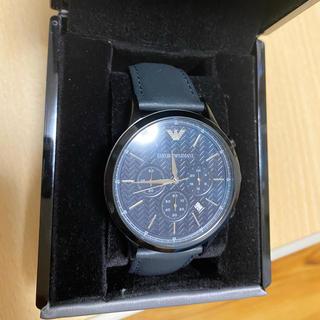 エンポリオアルマーニ(Emporio Armani)のEMPORIO ARMANIの時計です。(腕時計)
