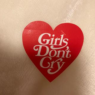 ジーディーシー(GDC)のGirls Don't Cry ステッカー 1枚(その他)