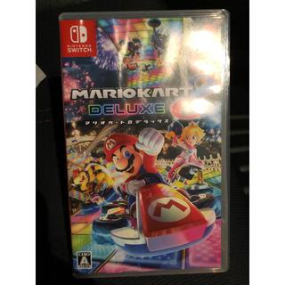 Nintendo Switch - マリオカート8 デラックス Switch マリオカート8dx