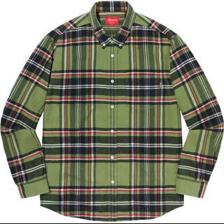 Supreme - Supreme Tartan Flannel Shirt Mサイズ