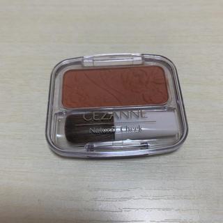 セザンヌケショウヒン(CEZANNE(セザンヌ化粧品))のセザンヌ ナチュラル チーク N17(チーク)
