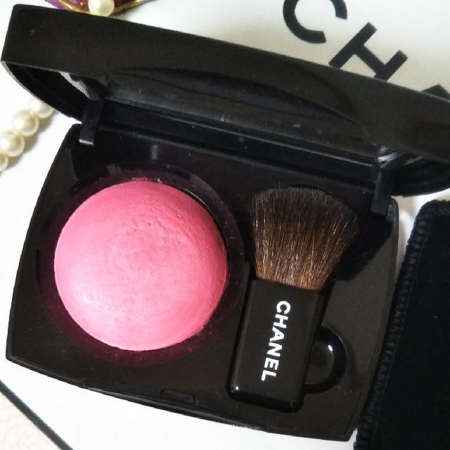 CHANEL(シャネル)の【CHANEL】未使用シャネル  チーク コスメ/美容のベースメイク/化粧品(チーク)の商品写真