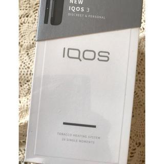⭐️アイコス iQOS3 本体キット ベルベットグレー 未開封 2台(タバコグッズ)