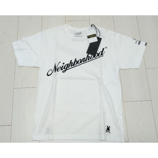 NEIGHBORHOOD - 新品未使用◇ネイバーフッド マスターマインドジャパン コラボ Tシャツ 白 M