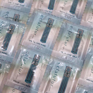 ALBION - 【120包】エクラフチュールdサンプル