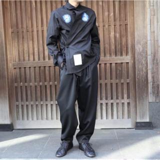 ジョンローレンスサリバン(JOHN LAWRENCE SULLIVAN)のSOSHIOTSUKI シャツ(シャツ)