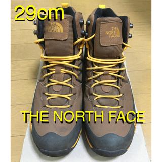 ノースフェイス 登山靴 29cm ゴアテックス