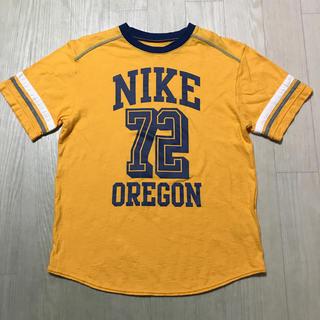 NIKE - 【NIKE】半袖Tシャツ/マンダリンオレンジ/160cm/未使用