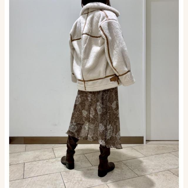 FRAY I.D(フレイアイディー)のFRAYI.D シングルボンバージャケット レディースのジャケット/アウター(その他)の商品写真