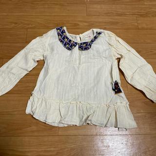 フタフタ(futafuta)の未使用 フタフタ トップス チュニック 110cm(Tシャツ/カットソー)