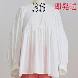 Drawer - yori  パフスリーブ ブラウス 36 新品 シャツ ヨリ