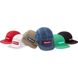 Supreme - 定価以下 supreme camp cap キャップ 18SS