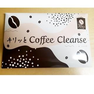 コーヒークレンズ Dr.coffee コーヒー味 30包