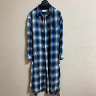 PHEENY - PHEENY チェックシャツ