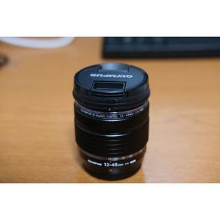 OLYMPUS - M.ZUIKO DIGITAL ED 12-45mm F4.0 PRO 新品