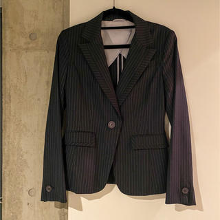 スーツカンパニー(THE SUIT COMPANY)のスーツセレクトストライプジャケット(テーラードジャケット)