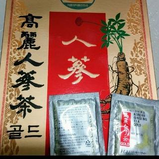 高麗人参茶(健康茶)