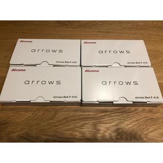arrows - 【最終値下げ】arrows Be4 F-41A ⭐︎4台セット⭐︎