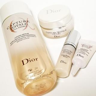 ディオール(Dior)の【Dior】 ディオール カプチュール トータル セル ENGY まとめ売り(サンプル/トライアルキット)