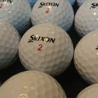 スリクソン(Srixon)の【A級-】´18スリクソン ディスタンス 24球 ホワイト ロストボール(その他)