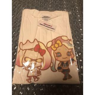 ニンテンドースイッチ(Nintendo Switch)の新品 スプラトゥーン Splatoon2 サンリオコラボ テンタクルズ Tシャツ(Tシャツ/カットソー(半袖/袖なし))