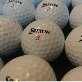 スリクソン(Srixon)の【B級】´18スリクソン ディスタンス 24球 ホワイト ロストボール(その他)