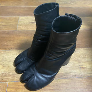 マルタンマルジェラ(Maison Martin Margiela)の【超希少】初期足袋ブーツ 本人期 90年代(ブーツ)
