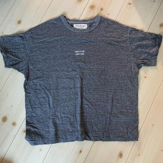 ゴートゥーハリウッド(GO TO HOLLYWOOD)のgotohollywood カットソー 半袖 チャコールグレー 1(Tシャツ/カットソー)
