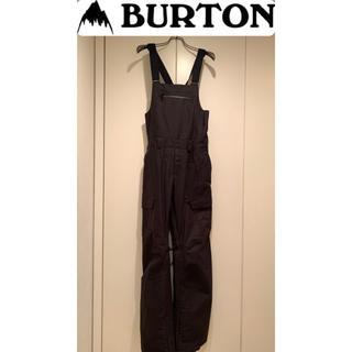 バートン(BURTON)のBURTON バートン ビブパン Reserve Bib Pant 黒 メンズM(ウエア/装備)