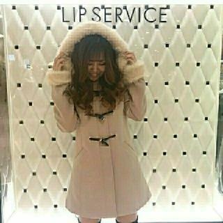 リップサービス(LIP SERVICE)のリップサービス♡ダッフルコート(ダッフルコート)