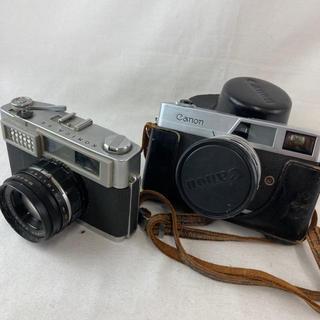 キヤノン(Canon)の☆決算セール☆ キャノン等 カメラ 一眼レフ シルバー まとめ売り セット売り(フィルムカメラ)
