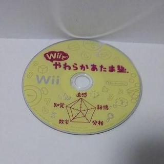 Wii - ≪Wii≫やわらかあたま塾