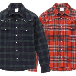 Levi's - 新品Levi's Fenom FMS31-0001 レッド Lサイズ ネルシャツ