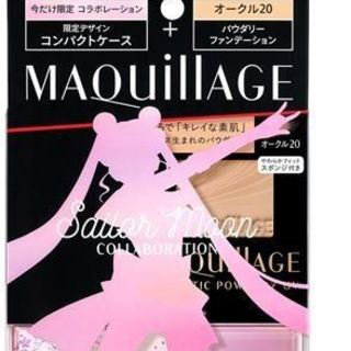 MAQuillAGE - マキアージュ 限定セット セーラームーン オークル20 数量限定