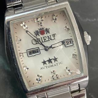 オリエント(ORIENT)の☆決算セール☆オリエント 時計 腕時計 シルバー レディース(腕時計)