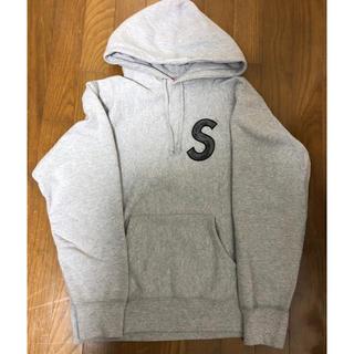 Supreme - supreme sロゴ パーカー