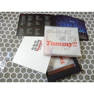 Kis-My-Ft2 キスマイ yummy!!ライブDVD