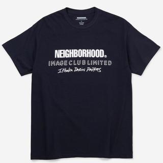 NEIGHBORHOOD - NEIGHBORHOOD Tシャツ BLACK size L