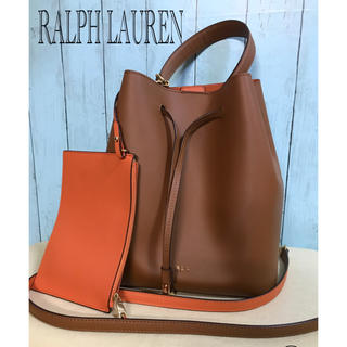 Ralph Lauren - ラルフローレン ショルダーバック 2wayバック