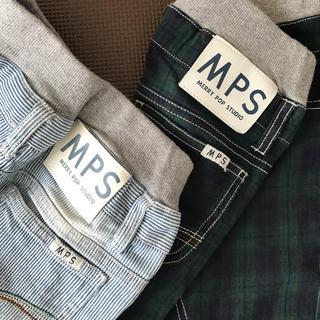 MPS - MPS ストライプパンツ 130