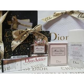 Dior - 🌹Dior🌹コフレ3✨アディクト&香水&化粧水✨【新品】限定Box &紙袋