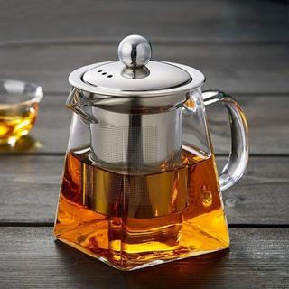 耐熱ガラス ガラスティーポット紅茶 お茶 350ml310