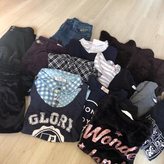 レピピアルマリオ(repipi armario)の女の子 150.160 まとめ売り(Tシャツ/カットソー)