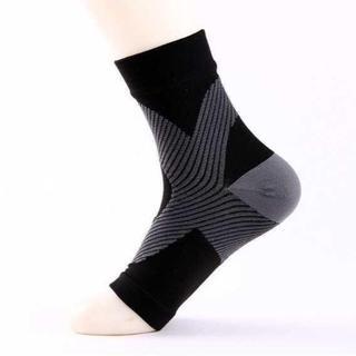 足首 サポーター 足底筋膜炎 靴下 土踏まず スポーツ用 フットエンジェル
